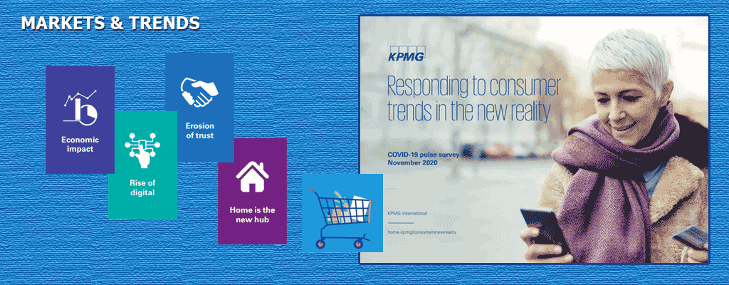 KPMG: insurers maintained customers' trust throughout COVID-19, but needs to better adapt to the shifting customer demands